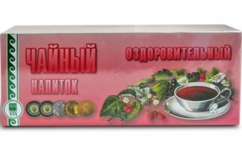 Напиток чайный оздоровительный, 60г