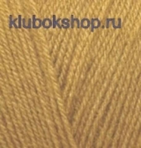 Alize Superlana TIG Темно желтый 02 (5 шт.)