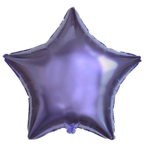 Звезда Сиреневый, 45 см