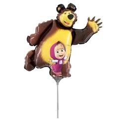 Г Минифигура Маша и Медведь,14