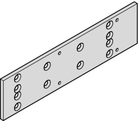 Пластина монтажная TS73V Dormakaba