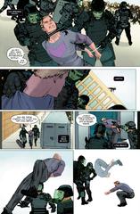Тревожные истории. Хоукай и Зимний солдат