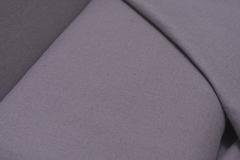 Широкая полульняная ткань цвет ЛИЛОВЫЙ