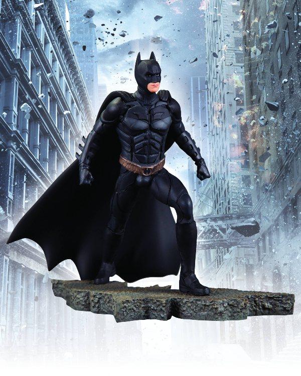 Dark Knight Rises - Batman 1/12 Scale Statue