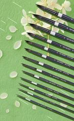 Кисть из волоса белки круглая ArtSecret