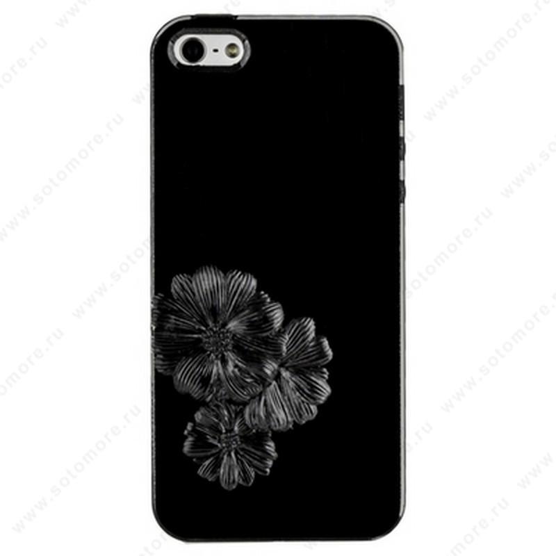 Накладка SwitchEasy для iPhone SE/ 5s/ 5C/ 5 черная
