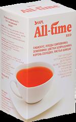 APL. Красный чай All-Time Red