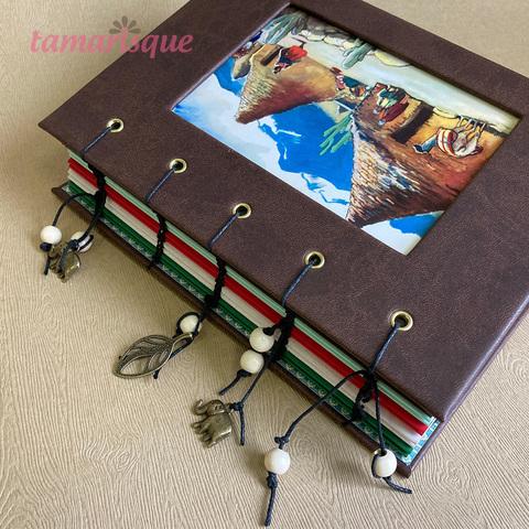 Блокнот-скетчбук «Боливия»