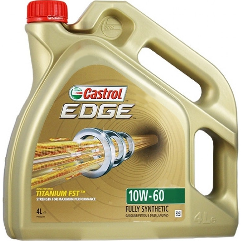 Castrol Edge Sport 10W60 Синтетическое моторное масло