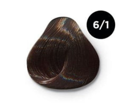 Ollin Silk Touch Безаммиачный стойкий краситель 6/1, 60 мл