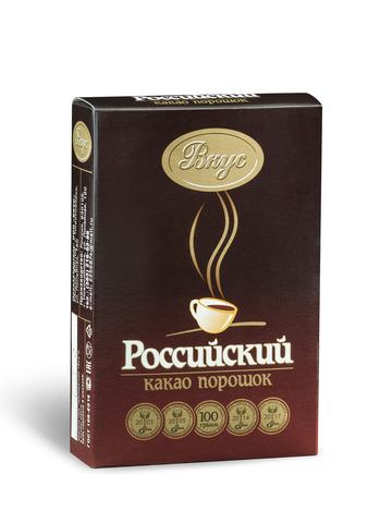 """Какао порошок """"Российский"""" 100г"""
