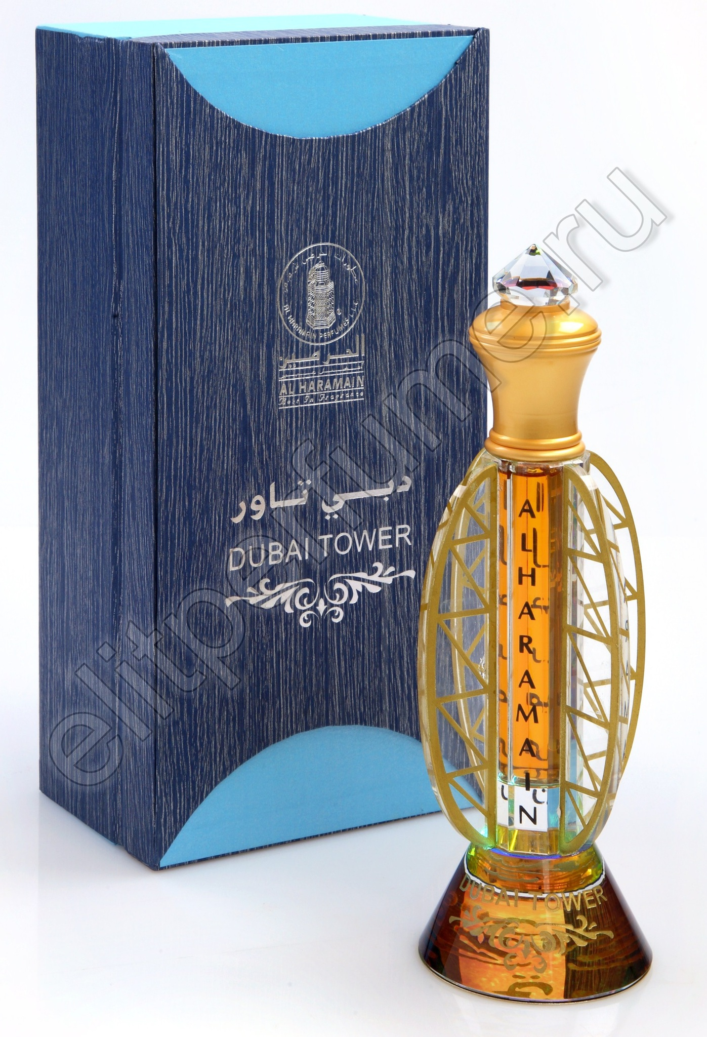 Пробники для духов Башня Дубая Dubai Tower 1 мл арабские масляные духи от Аль Харамайн Al Haramin Perfumes