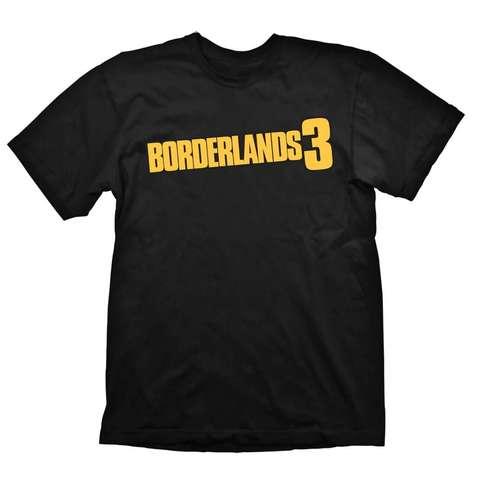 Футболка Borderlands 3 Logo