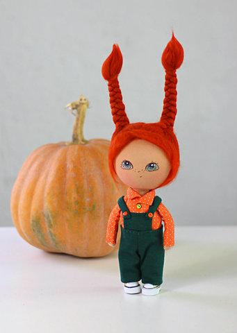 Лялька Джинні. Колекція La Petite