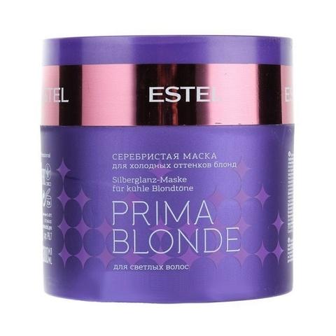 Серебристая маска для оттенков блонд Prima Blonde Estel, 300 мл