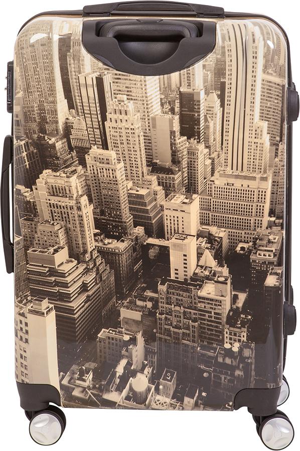 Чемодан SunVoyage Нью-Йорк (S+)