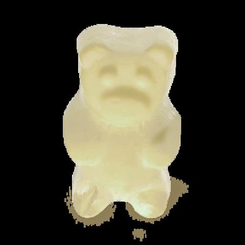 Fumari White Gummi Bear