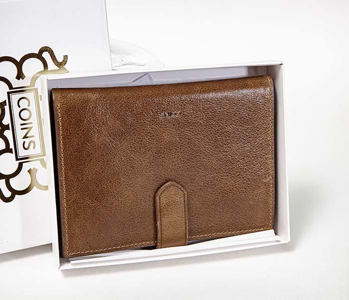 WL339-2 Портмоне для карточек, купюр и документов «Berger» фото 09