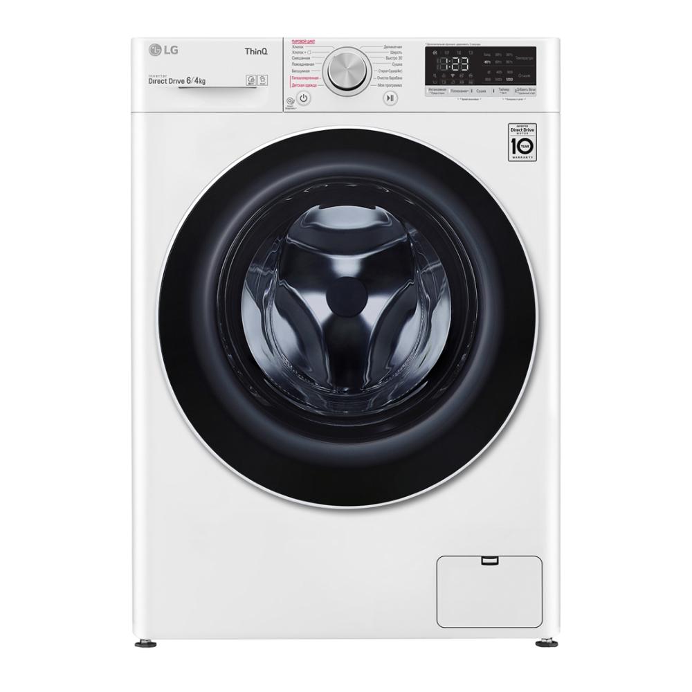Стиральная машина LG F2V5NG0W стиральная машина lg ai dd f4v5vs9b