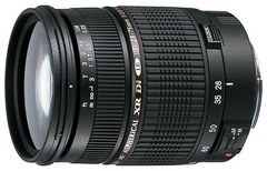 Объектив Tamron AF SP 28-75mm f/2.8 XR Di LD Aspherical IF Macro Model A09 Black для Nikon