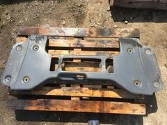 Бампер МАН ТГА/ТГС/ТГХ стальной металл центральная средняя часть середина MAN TGA/TGS/TGX  самосвал, миксер, лесовоз стальной бампер! 81416105664 81416105722