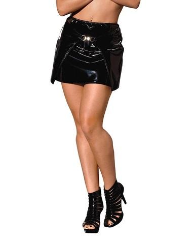 Виниловая юбка - Avanza