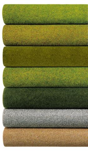 Травяное покрытие - цветочная поляна, (120х60 см)