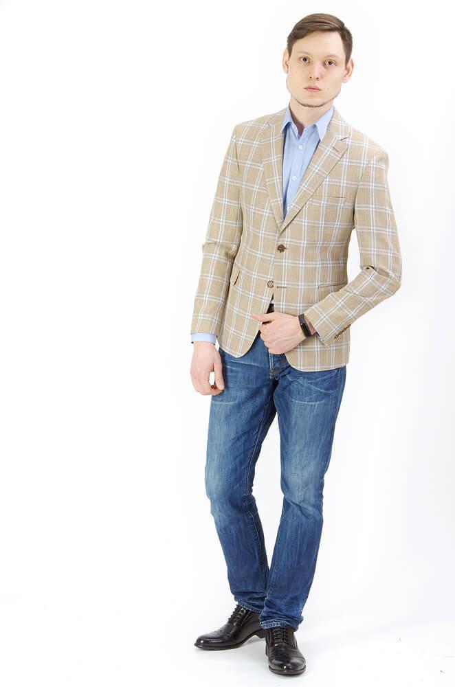 Пиджаки Slim fit PAUL MANTOVA / Пиджак приталенный slim fit IMGP9423.jpg