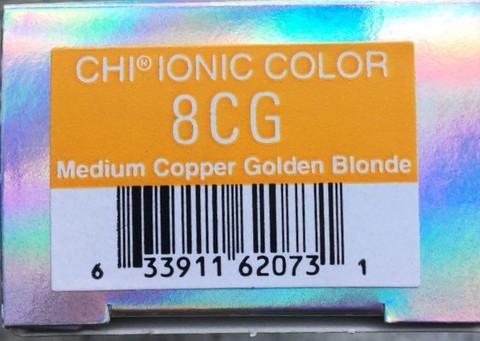 Крем-краска CHI Ионик 8 CG  85 гр