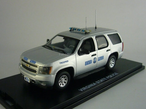 Chevrolet Tahoe Virginia State Police Polizei (US) First Response 1:43