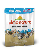 Almo Nature Azul Label Snack Cat Chicken Колбаски для кошек