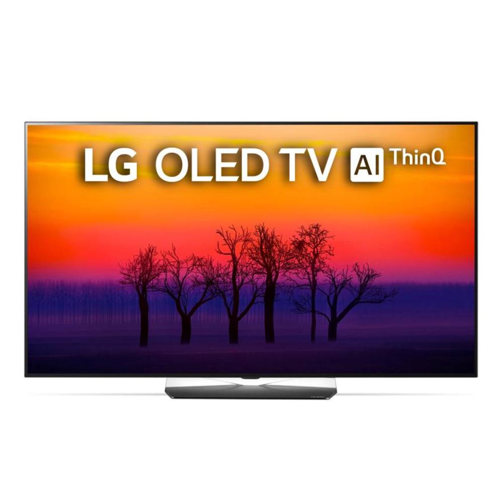 OLED телевизор LG 65 дюймов OLED65B8SLB фото