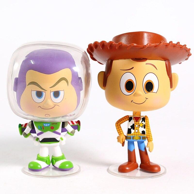 История игрушек фигурки Вуди И Базз Лайтер