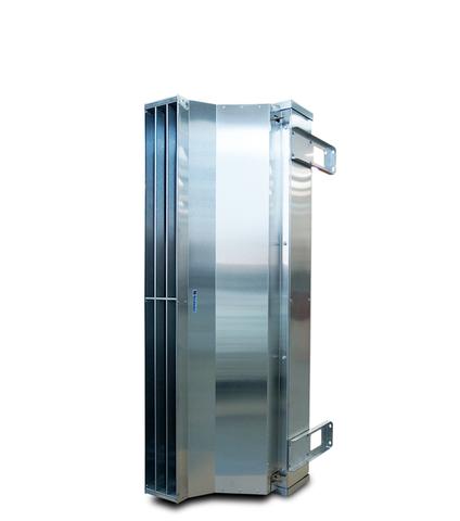 Электрическая завеса Тепломаш КЭВ-36П7011Е серия 700 IP54 (Длина 1,5м) нержавеющая сталь