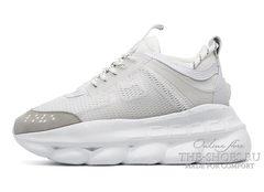 Кроссовки Versace Chain Reaction 2 Chainz White