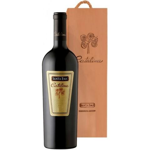 Вино Santa Ema