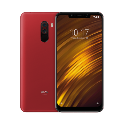 Xiaomi Pocophone F1 6Gb/64Gb Red