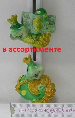 Магнит Змея 386755 (св)