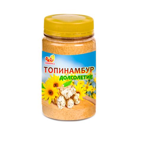 Топинамбур (порошок), 200 гр. (Дивинка)