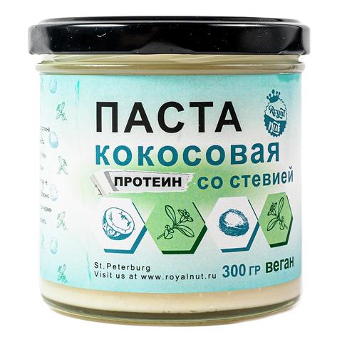 Кокосовая паста  с ПРОТЕИНОМ Royal Nut 300 г