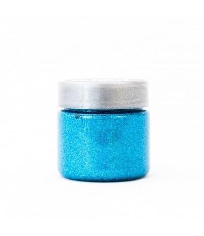 Блестки-краска Glitter Glaze голубые