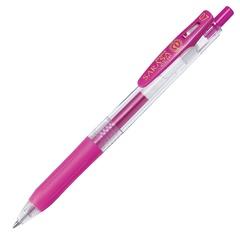 Ручка гелевая Zebra Sarasa Clip 0.7 Magenta - маджента