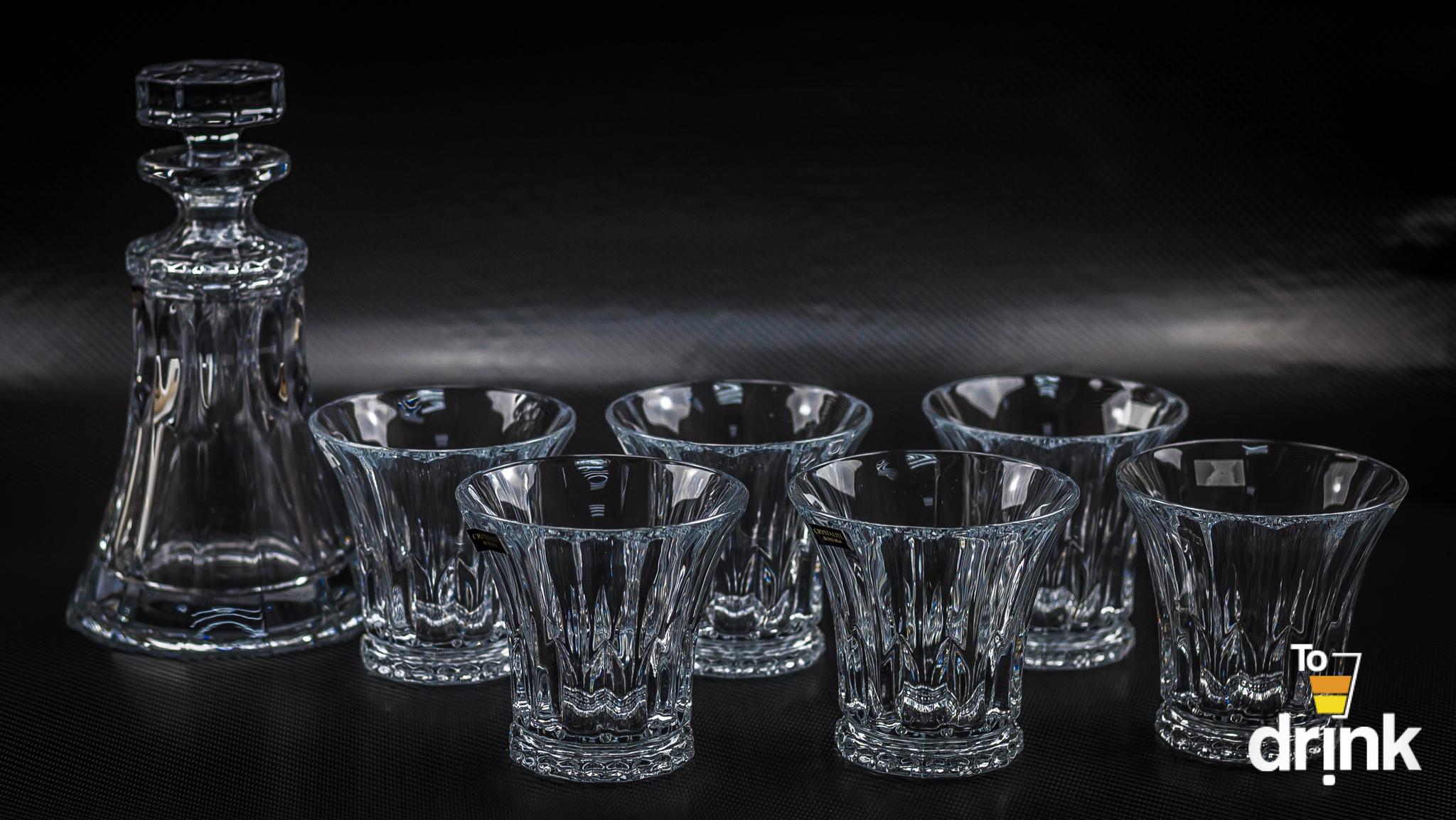 Набор для виски 7 предметов WELLINGTON elff ceramics набор для виски 7 предметов
