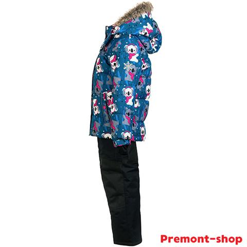 Комплект Premont Зима Панда Дао Мао WP81219