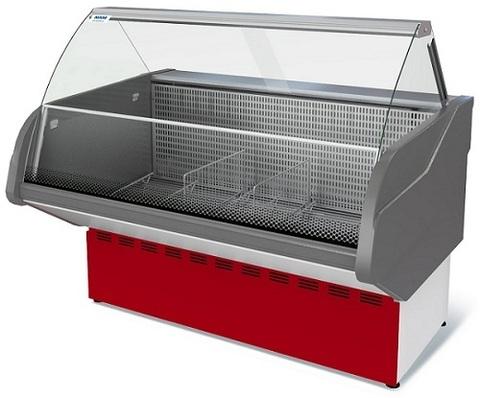 Холодильная витрина Илеть new ВХН-1,2    ( до - 18 )