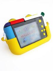 Smart Kids Camera 4 Series MIKKI желтый вид сзади