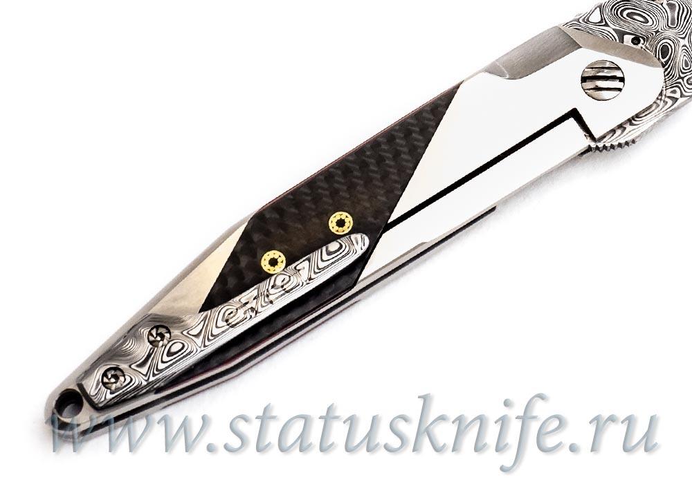 Нож GTC Gustavo Cecchini «Prisma» - фотография