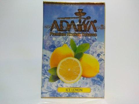 Табак для кальяна ADALYA Ice Lemon 50 g