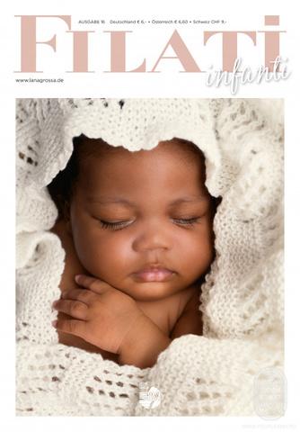 Журнал Filati Infanti 16
