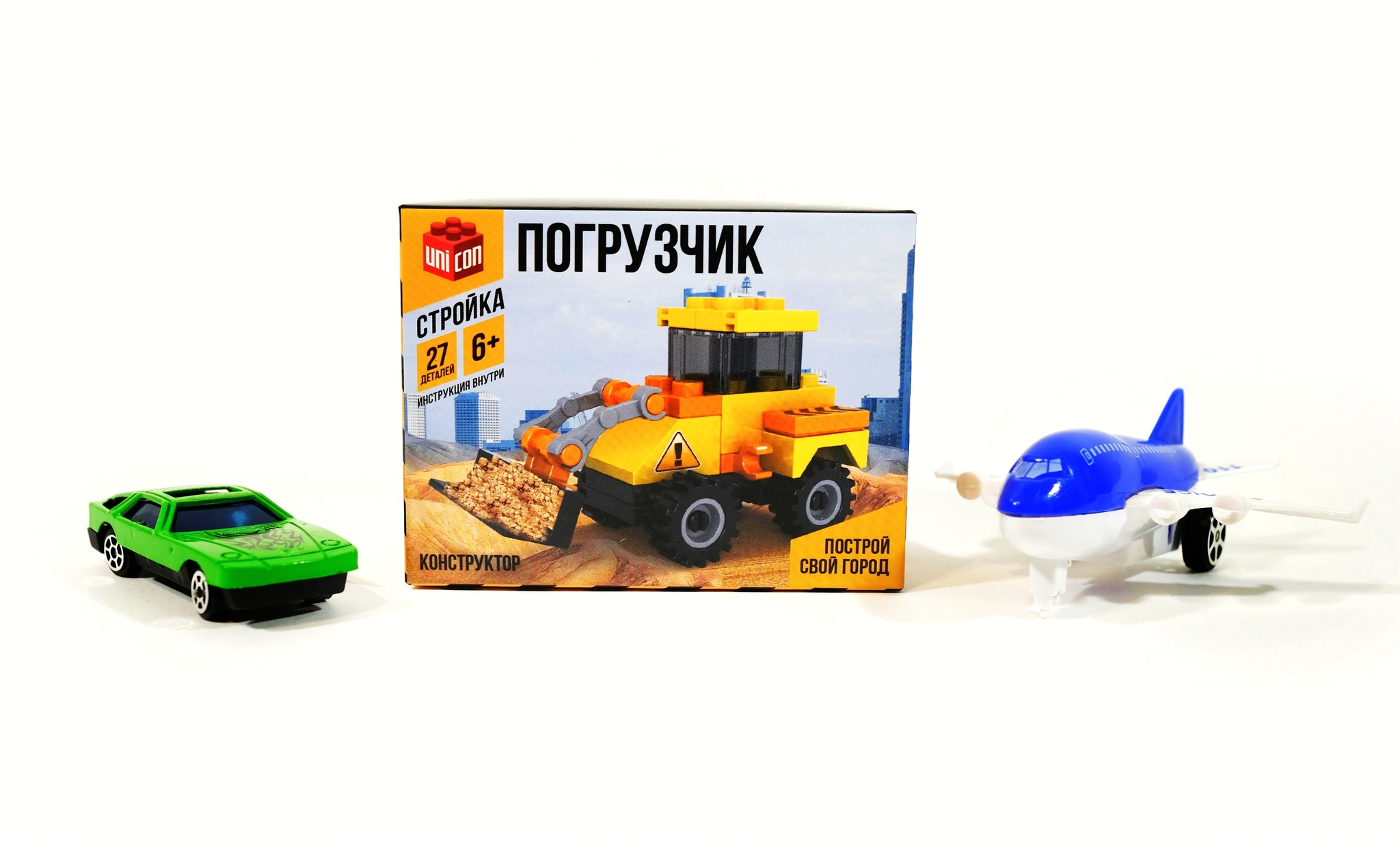 мини игрушки в дорогу